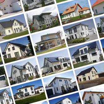 Hausbau Fotogalerie