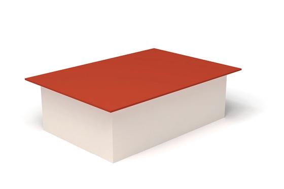 Dachform Flachdach