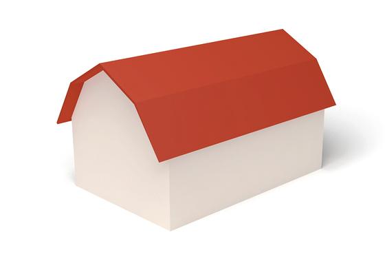 Dachform Mansarddach