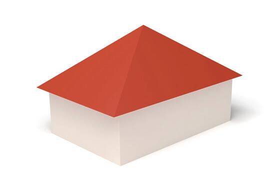 Dachform Zeltdach